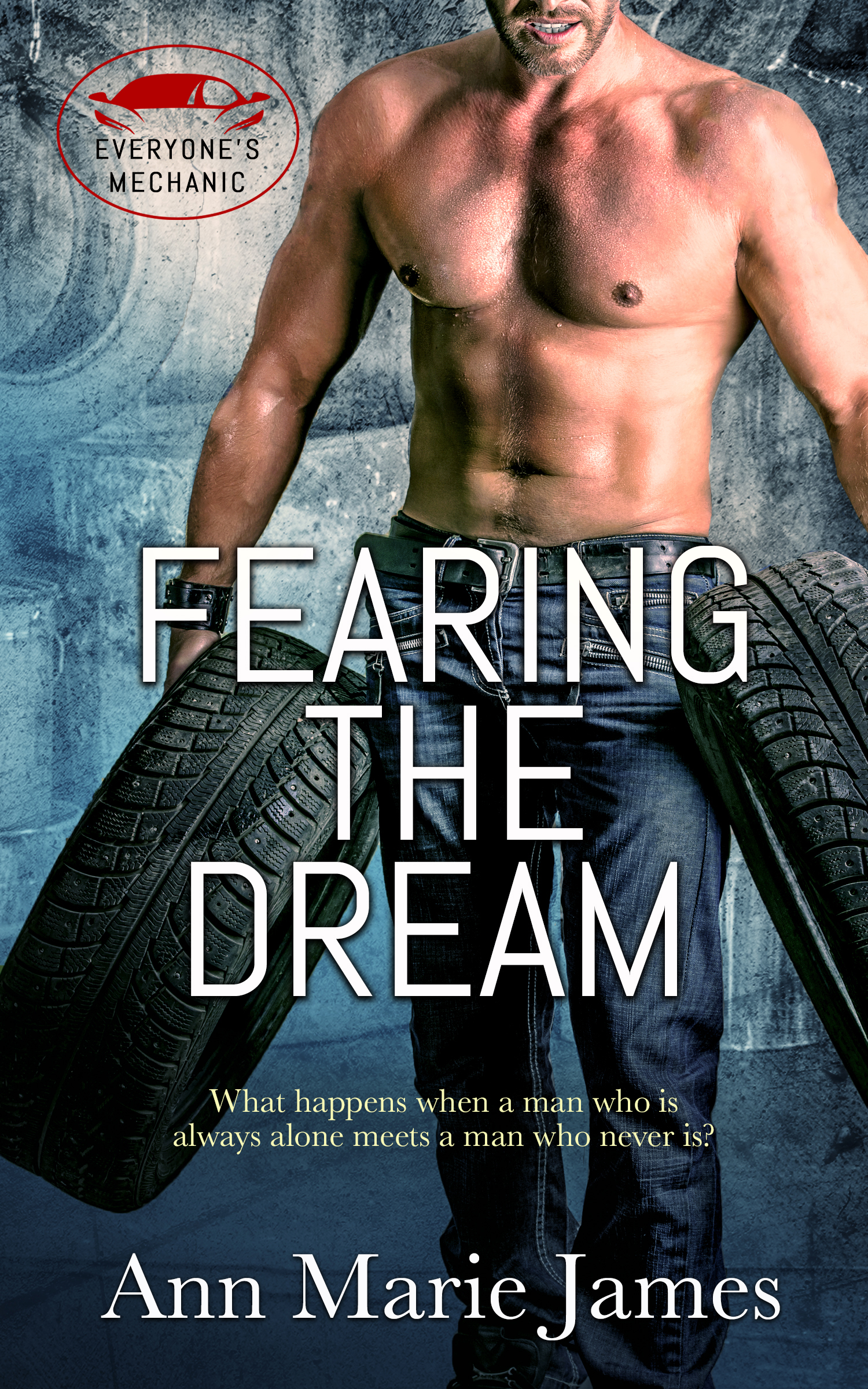 Fearing the Dream Cover
