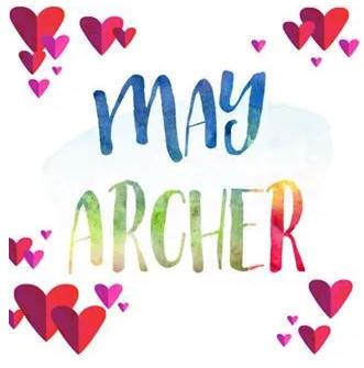 May Archer Logo