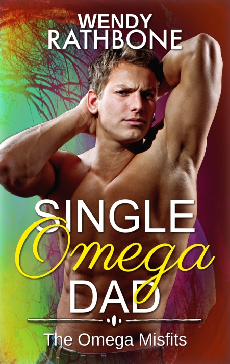 Single Omega Dad Cover