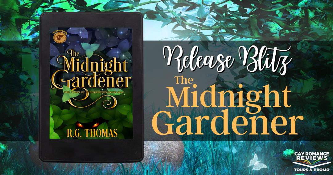 Midnight Gardener Banner