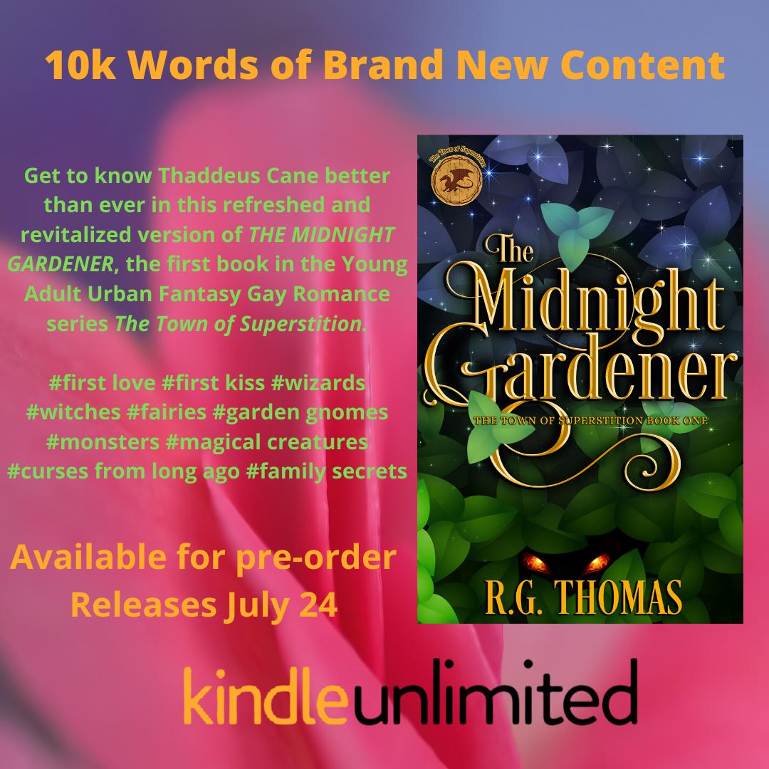 Midnight Gardener preorder (1)