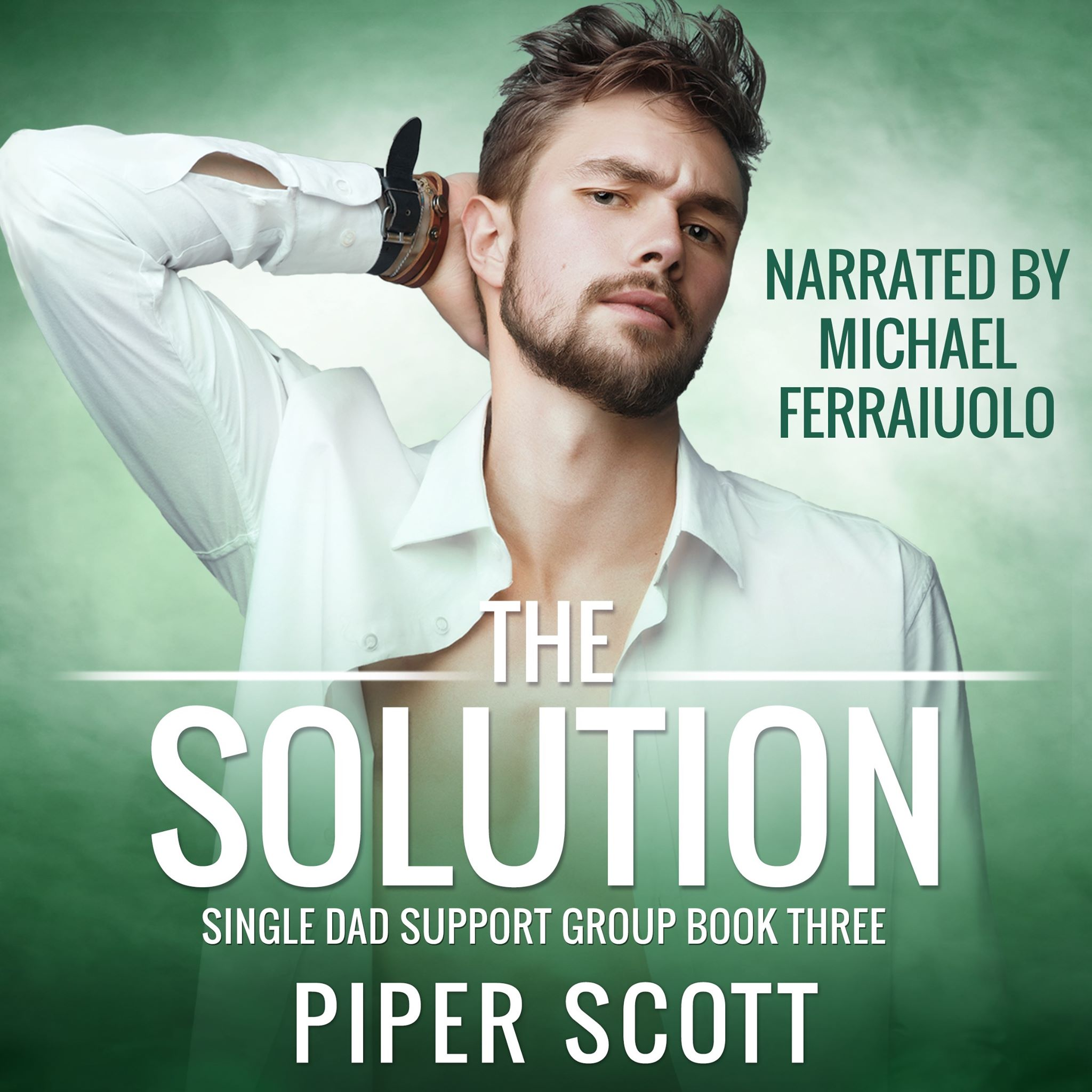 The Solution Audio Cover