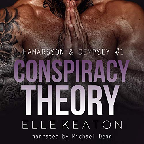 Conspiracy Theory Audio Cover