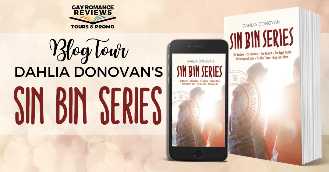 Sin Bin Series Banner