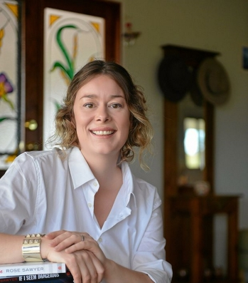 Becca Seymour Author Profile