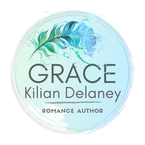 Grace Kilian Delaney- romance author logo 2