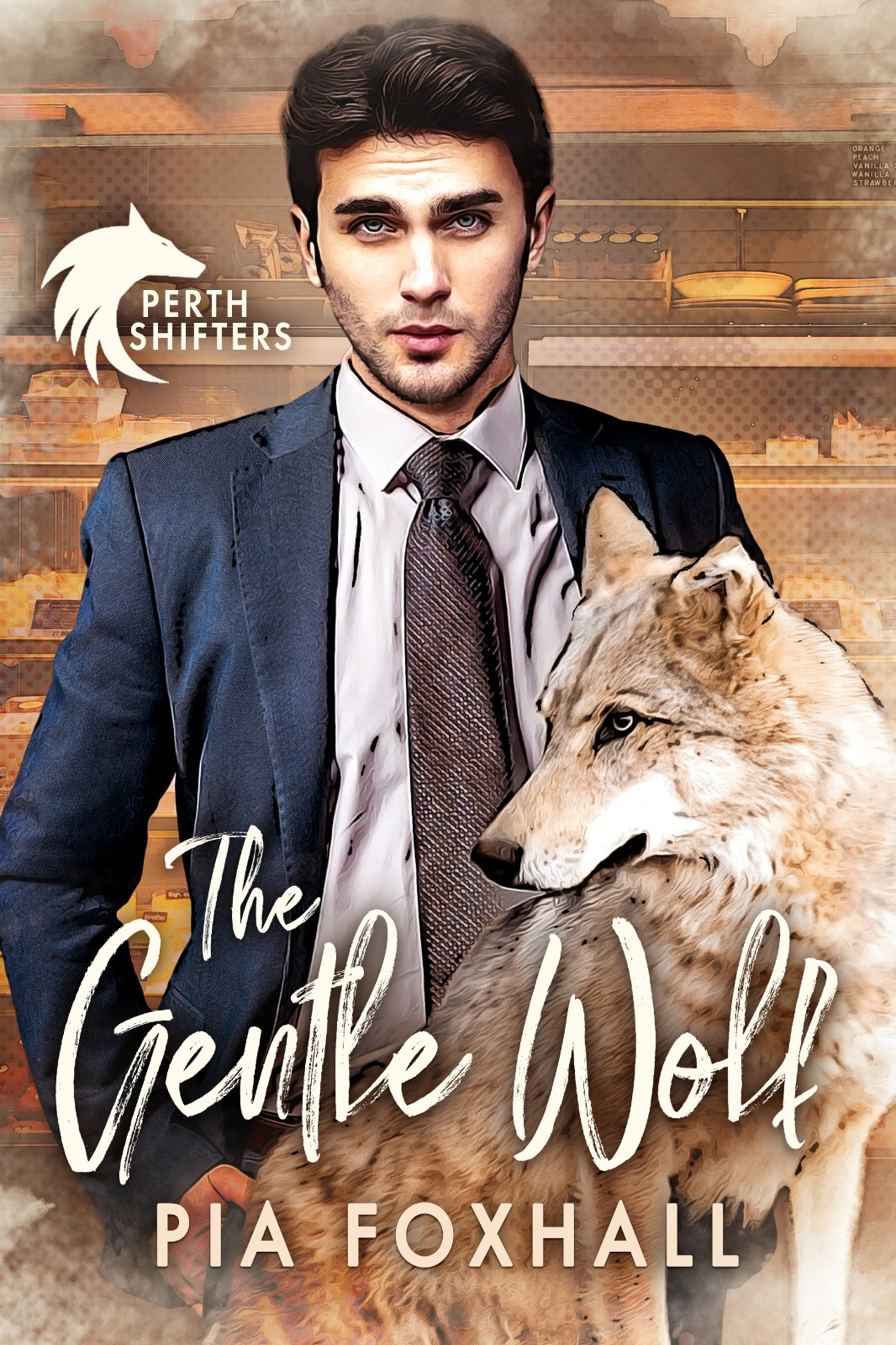 gentle wolf cover PROPER