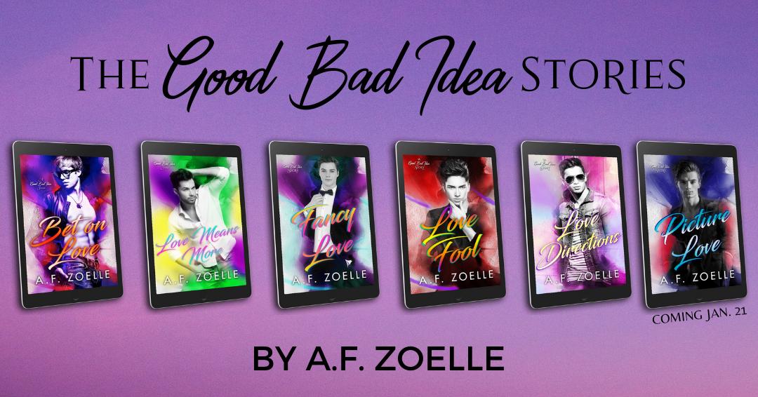 Good Bad Ideas Series Coming Soon