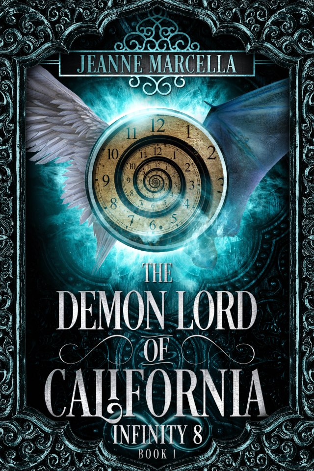 Ebook Cover Demon Lord