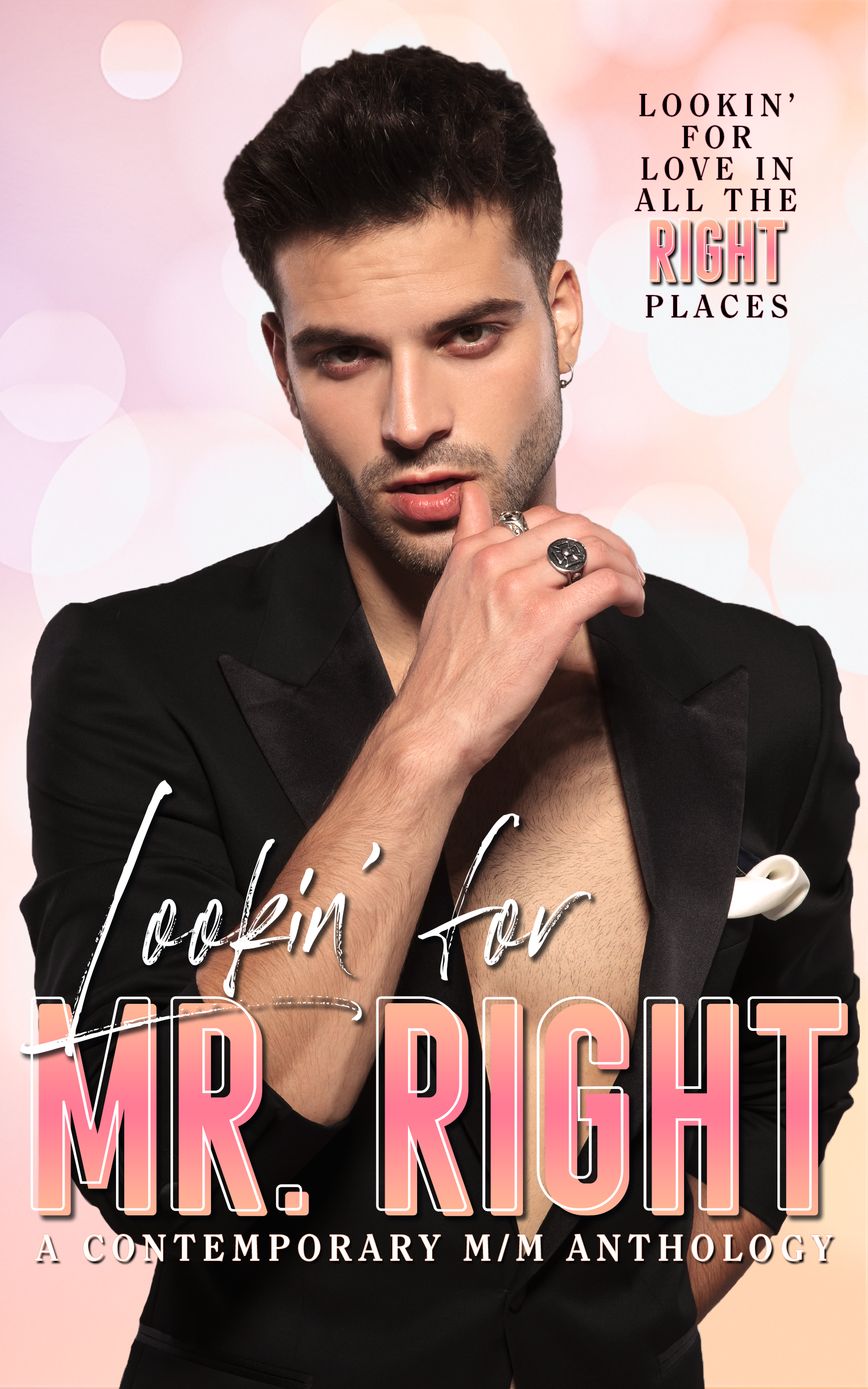 Lookin' For Mr. Right Offical Cover