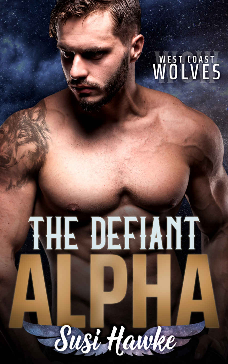 The Defiant Alpha Cover