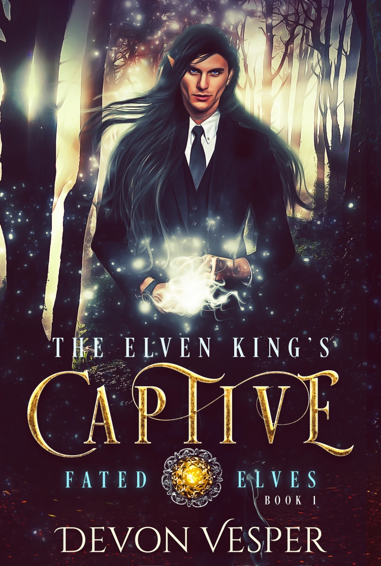 The Elven King's Captive