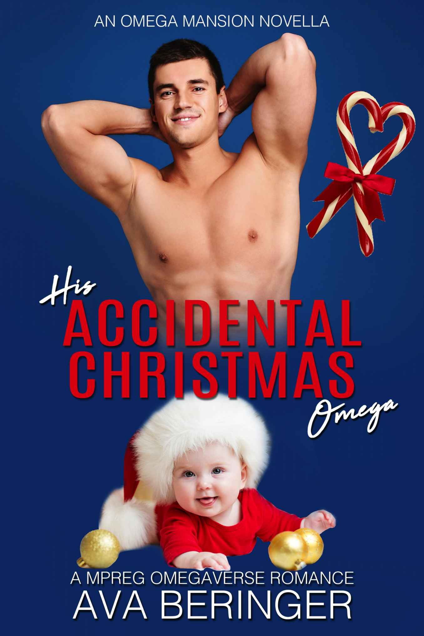 His Accidental Christmas Omega Cover