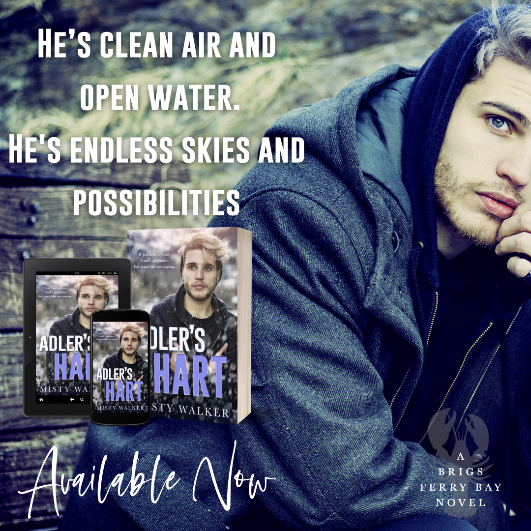 Adler's Hart Teaser 4- Available Now