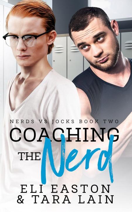 Coaching The Nerd Cover