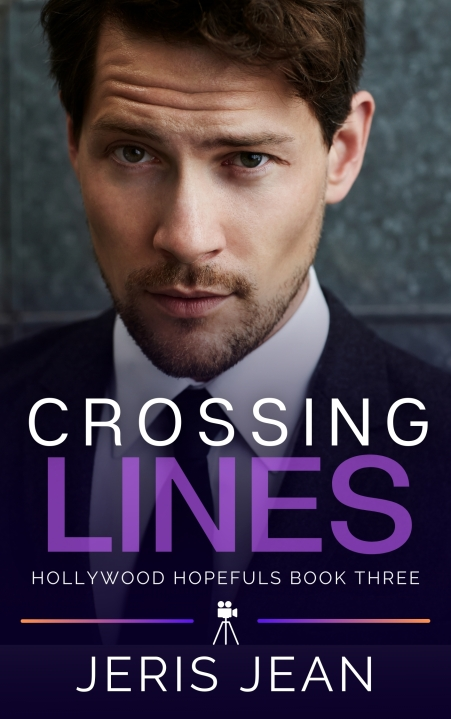 Crossing Lines Cover A - Ebook