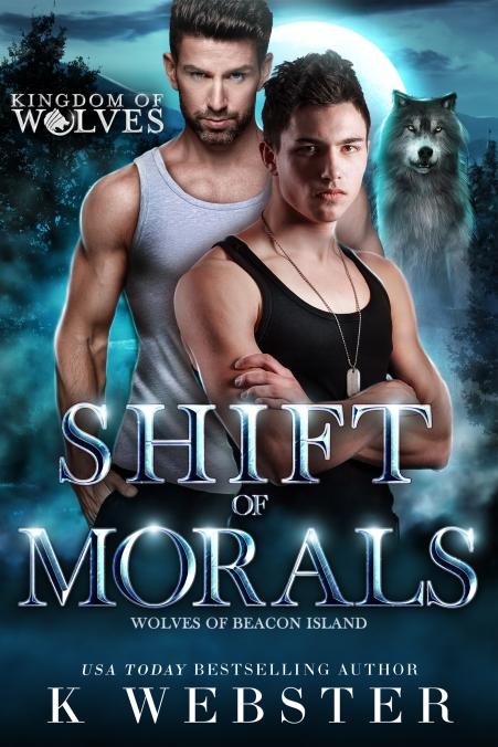 Shift of Morals Cover