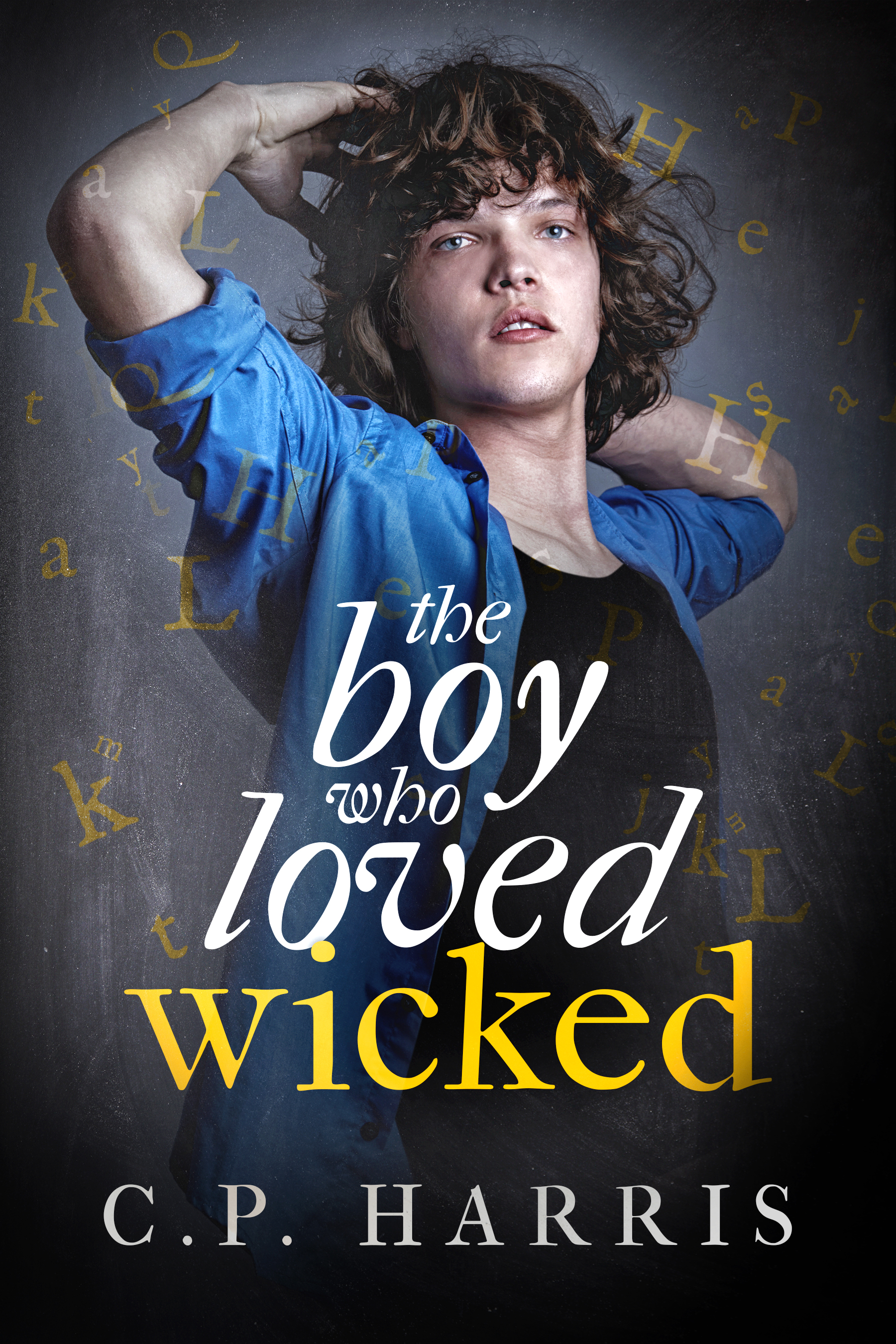 TheBoyWhoLovedWicked-Cover