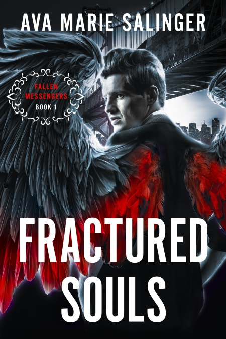 FRACTURED SOULS Ebook cover FINAL