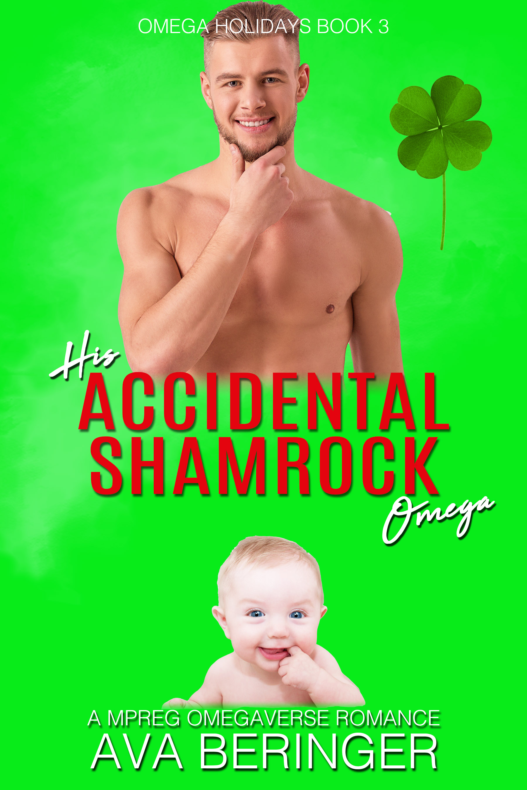 His Accidental Shamrock Cover