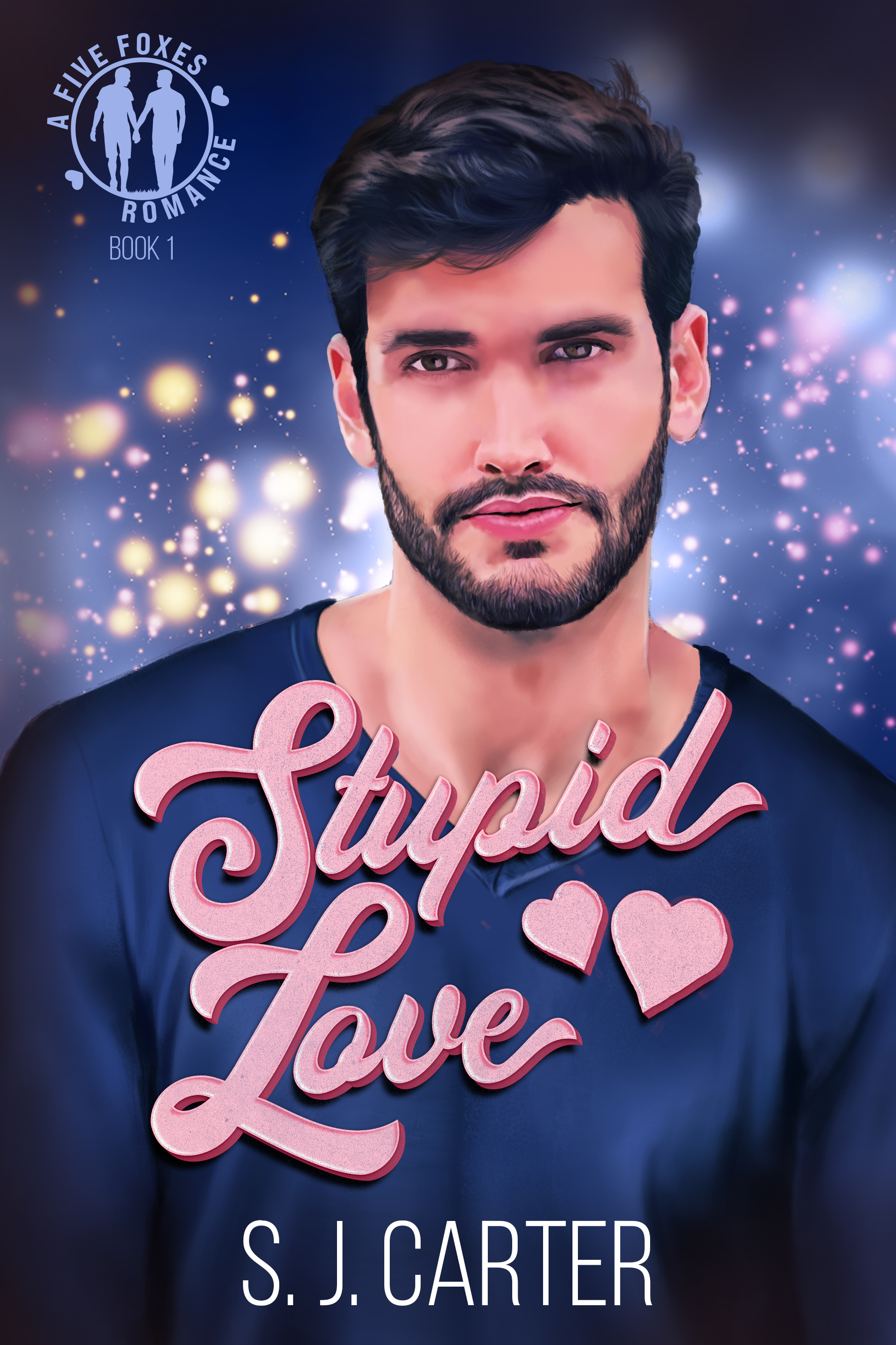 Stupid Love - Ebook Cover - Amazon