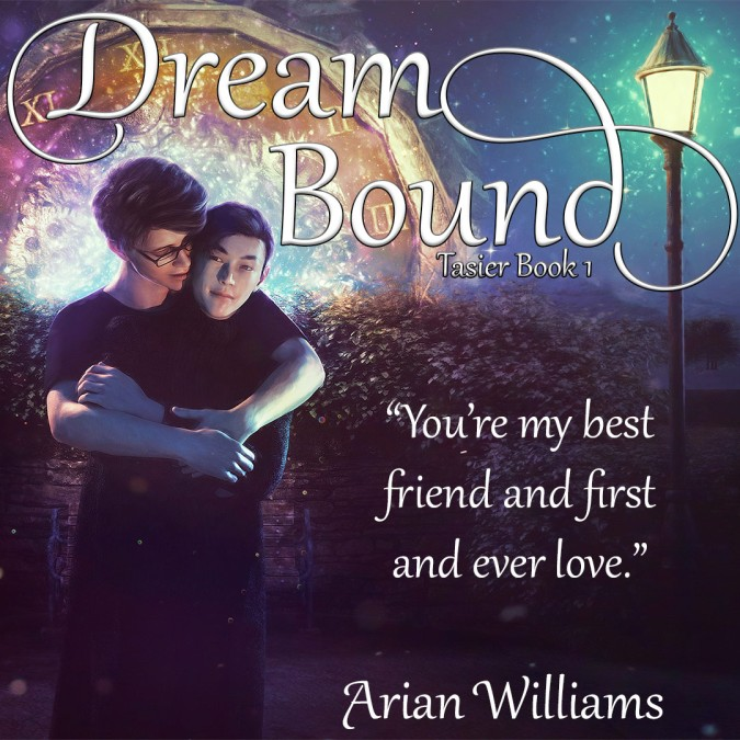 Cover: Dream Bound: Tasier Book 1