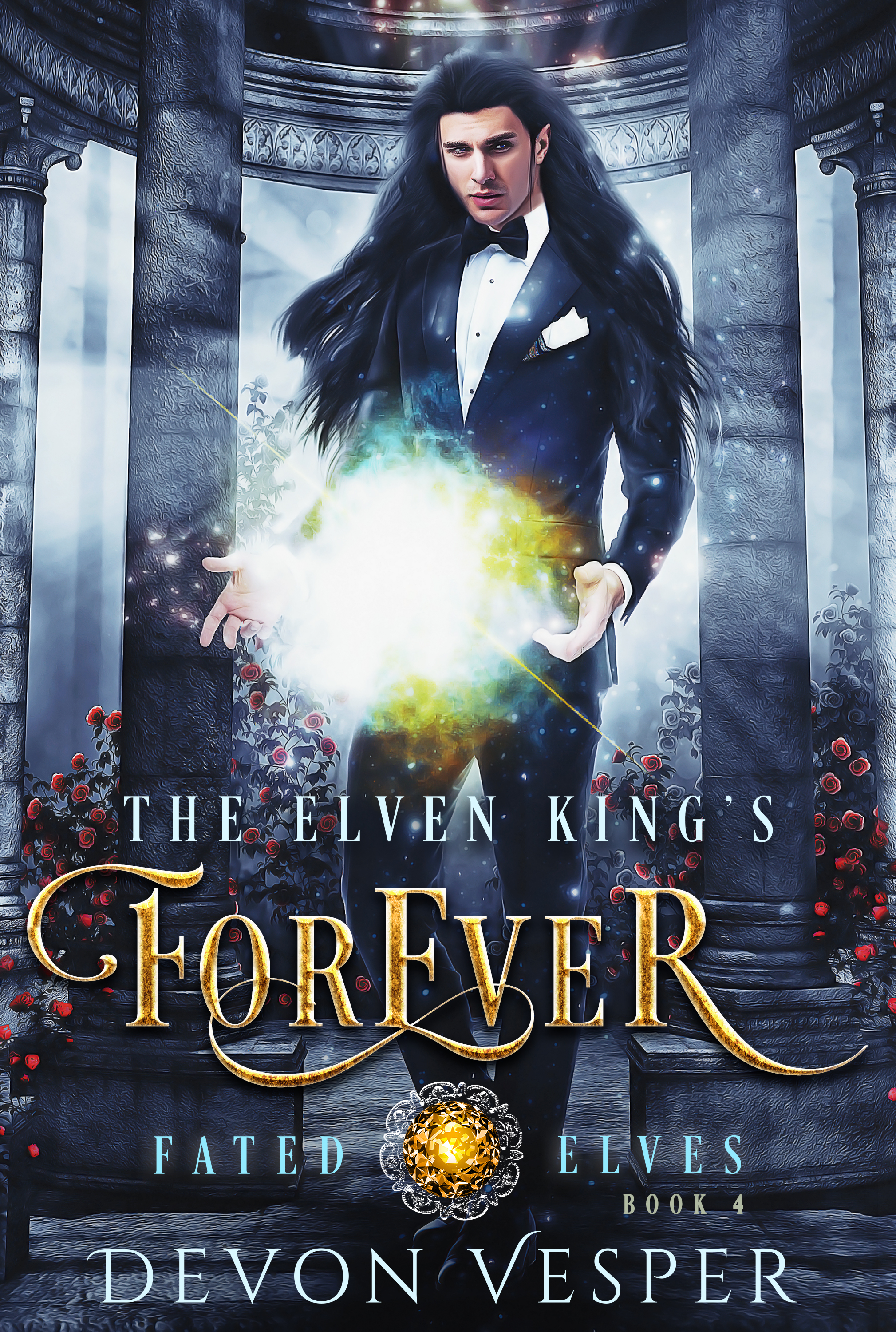 The Elven King's Forever ebook (1)