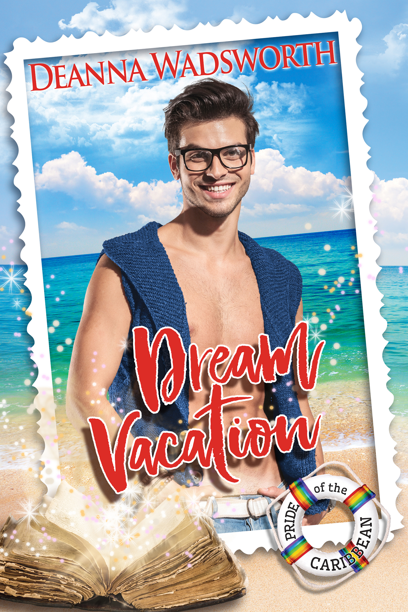 Dream Vacation Cover