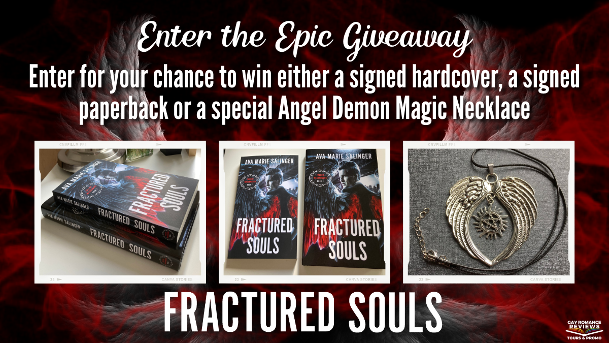 Factured Souls Giveaway