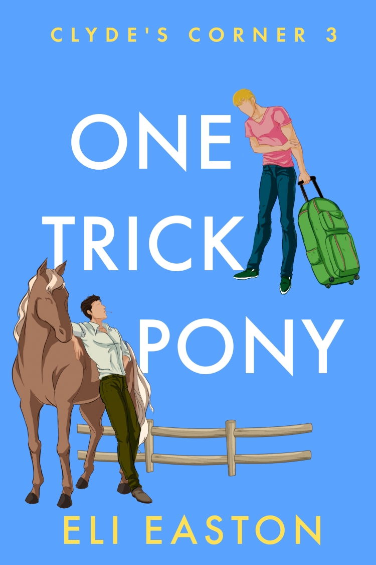 One Trick Pony HIGHRES2