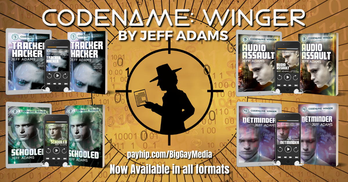 Codename Series Out Now 1