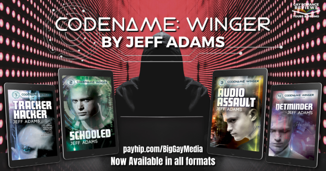 Codename Series Out Now 2