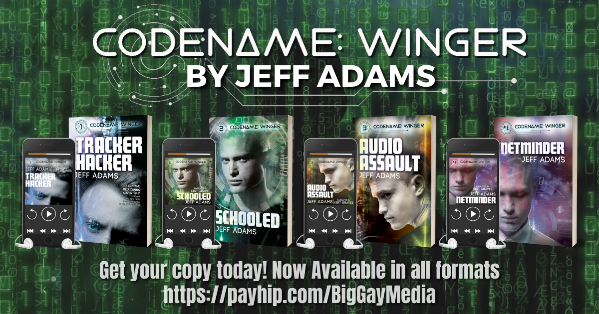 Codename Series Out Now 3