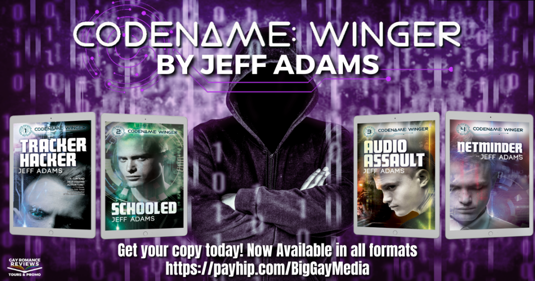 Codename Series Out Now 4