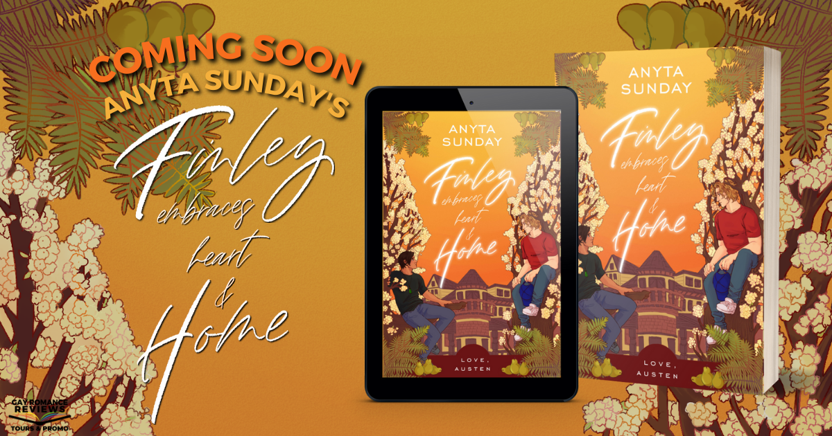 Coming Soon Finley Banner