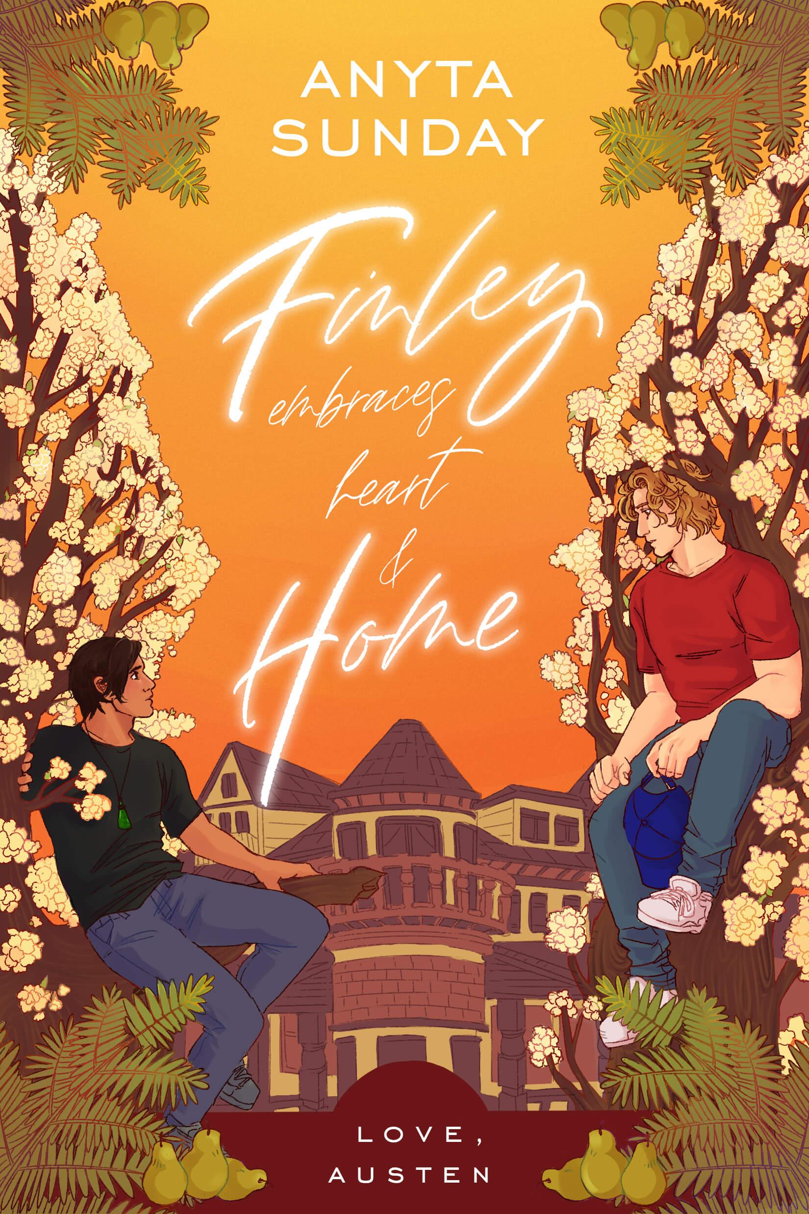 Finley Cover