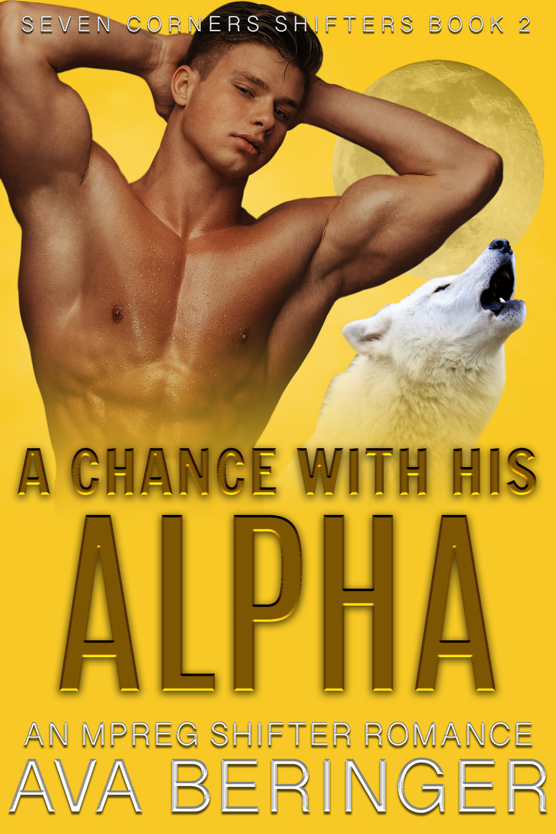 A Chance With His Alpha Cover