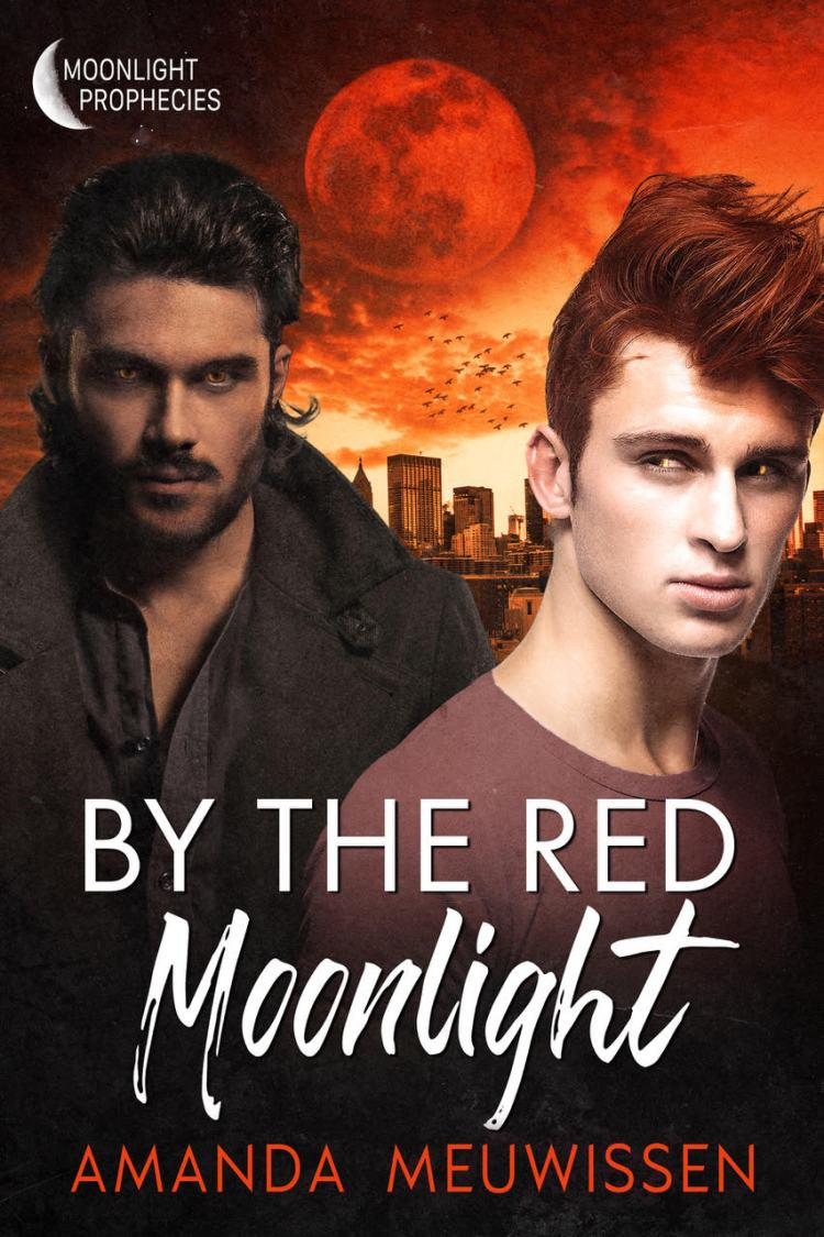 By the Red Moonlight Cover