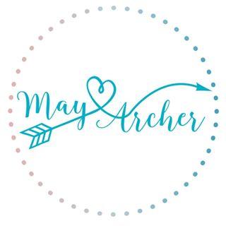 Round Logo May Archer