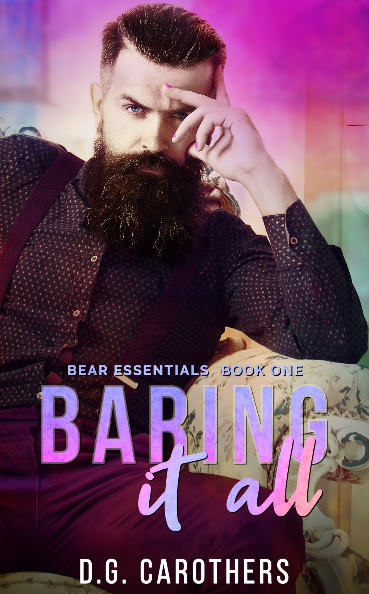 Baring It All eBook Cover